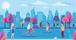 ahorra con bicicleta