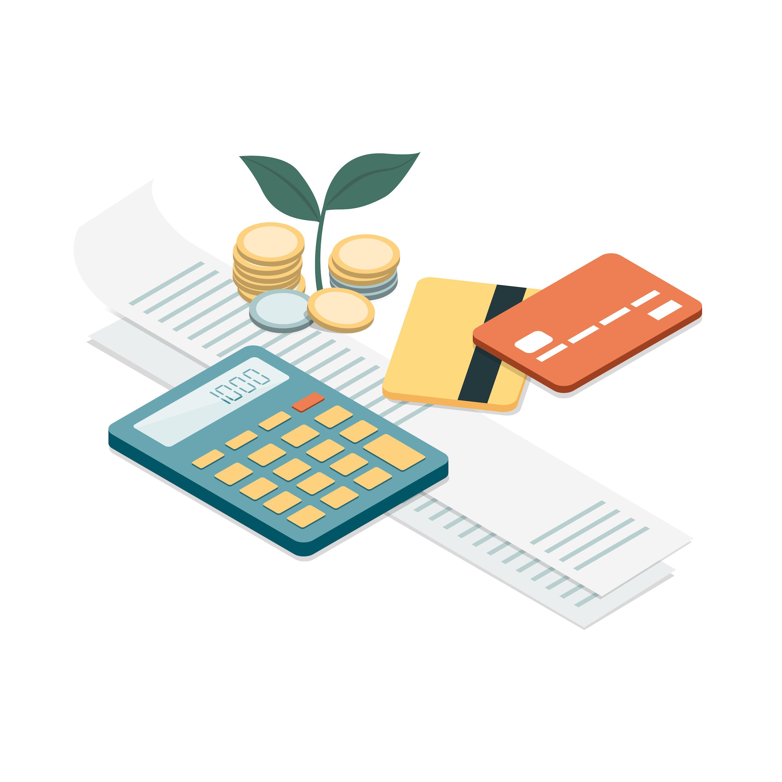 Lag et budsjett for nedbetaling av smålån