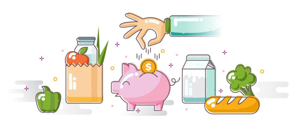 Spare penger på mat