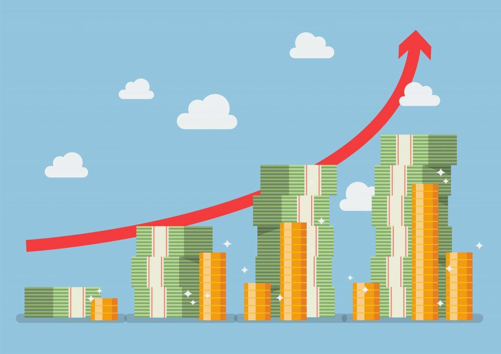 Räntekostnad och återbetalning av skuld